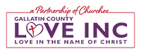 Gallatin County Love In the Name of Christ
