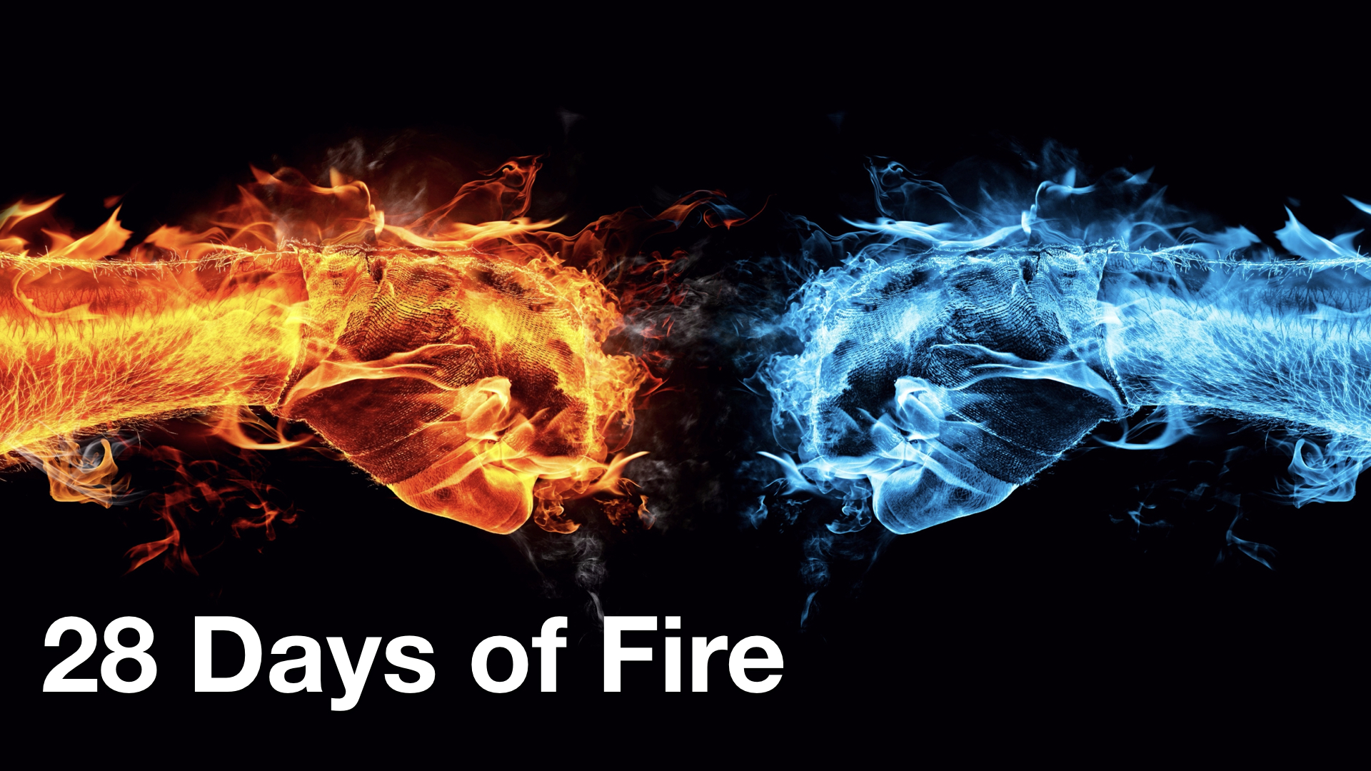 28 Days of Fire part 4 by Lance Steeves
