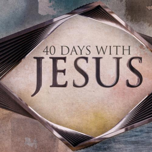 40 Days with Jesus: Temple Cleansing  by Patrick Hern