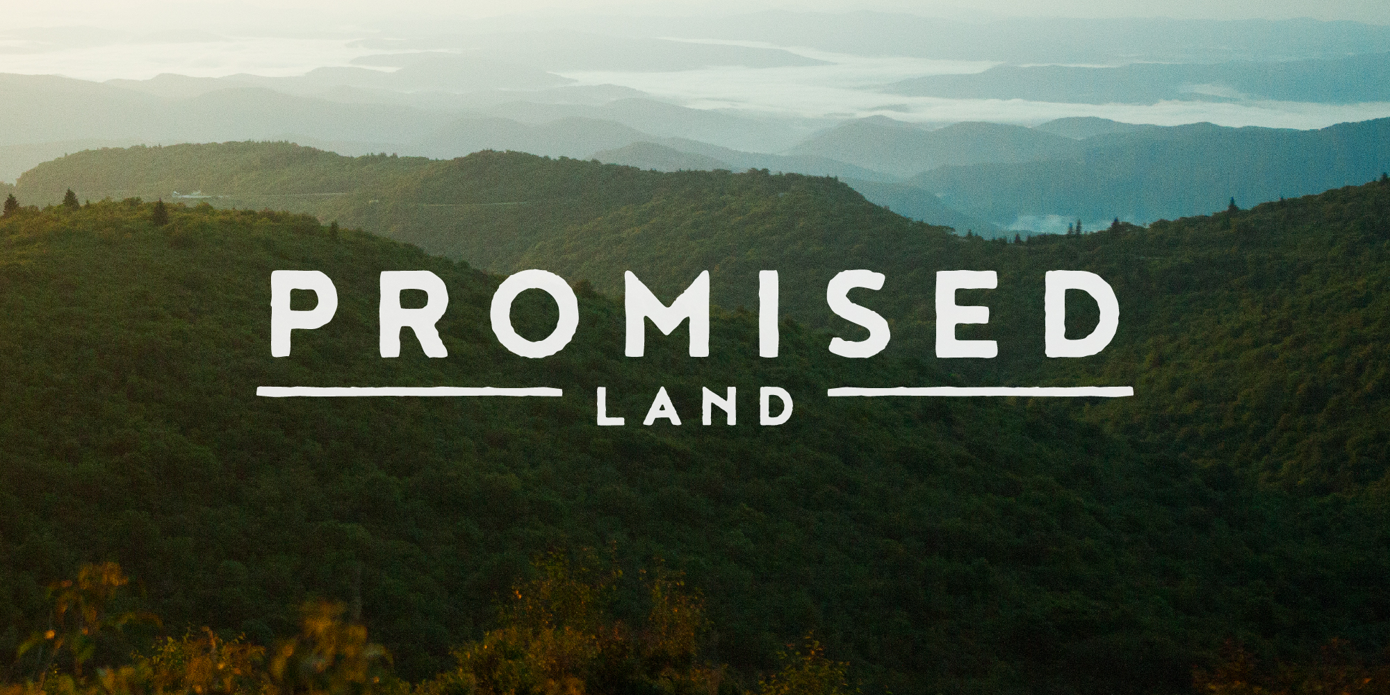 Promised Land  by Phil Hoover