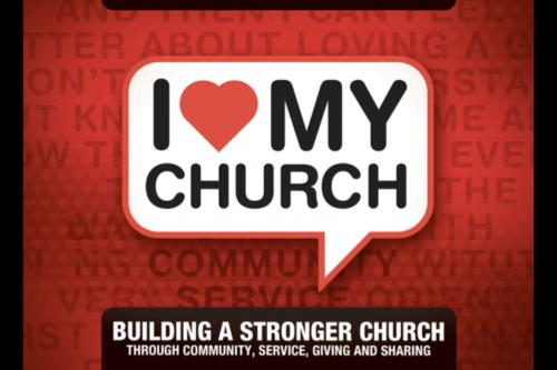 I love my church Part 5 by Lance Steeves