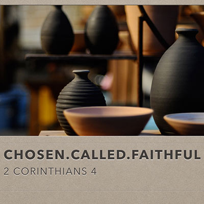 Called. Chosen. Faithful. by Missy Grinnell